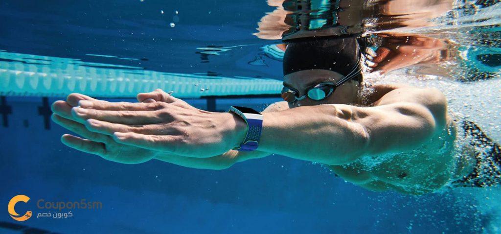 ساعة سباحة